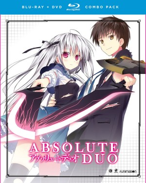Enciclopedia - TV - Absolute Duo - Coanime.net