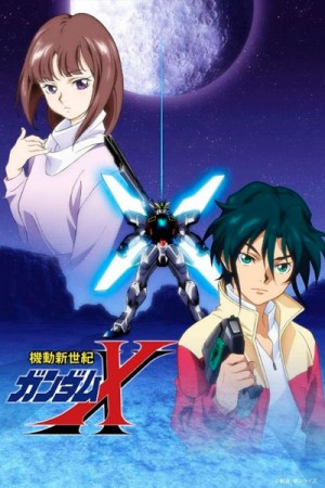 Enciclopedia - TV - After War Gundam X - Coanime.net