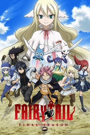 Enciclopedia - TV - Fairy Tail: Final Series - Coanime.net