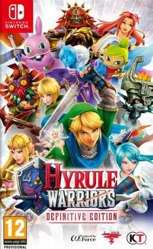 Enciclopedia - Juegos - Hyrule Warriors: Definitive Edition - Coanime.net