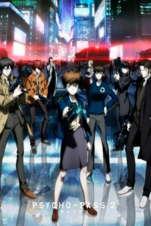 Enciclopedia - TV - Psycho-Pass 2 - Coanime.net