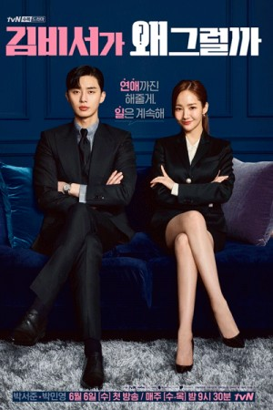 Enciclopedia - K-Drama - What's Wrong with Secretary Kim? - Coanime.net