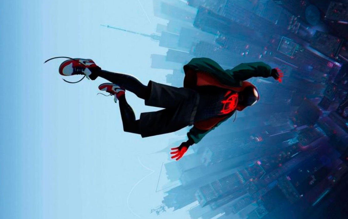 Spider-Man: Into the Spider-Verse se lleva un Golden Globe  - Coanime