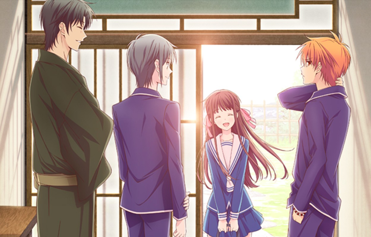 Fruits Basket revela otras voces de su reparto  - Coanime