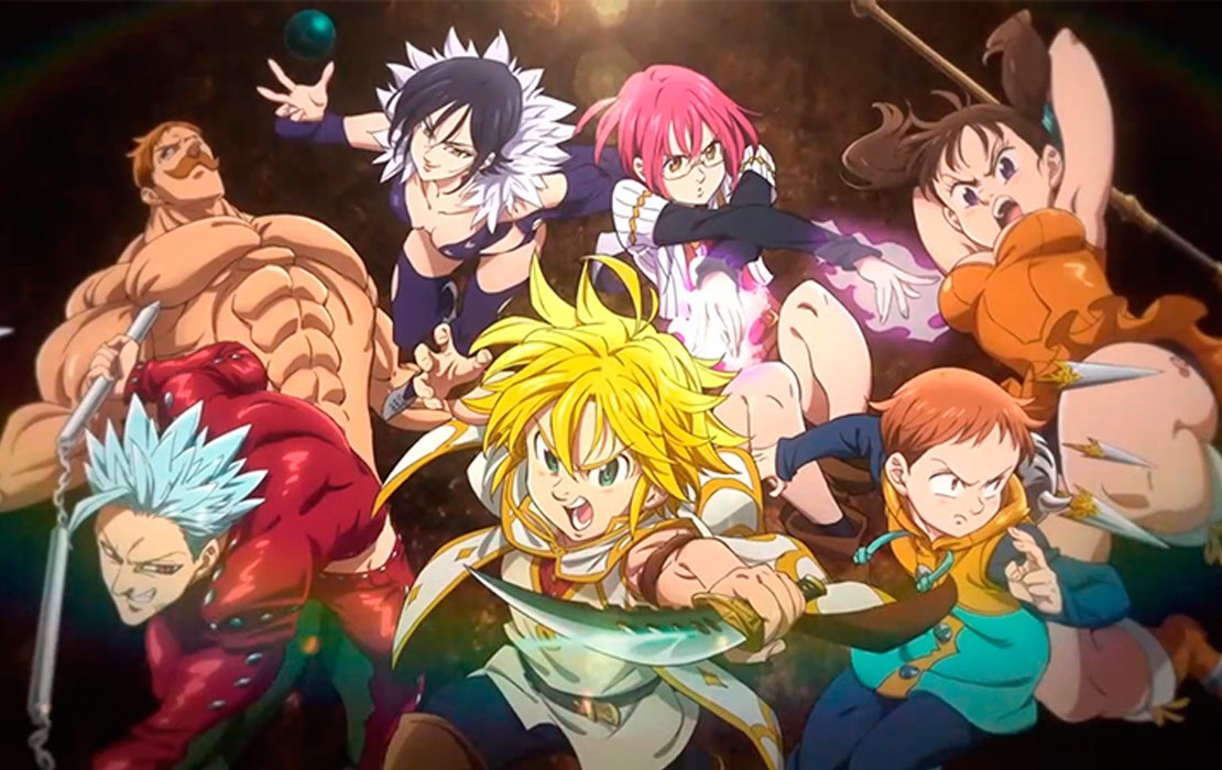 Image result for NANATSU NO TAIZAI: TENKUU NO TORAWAREBITO