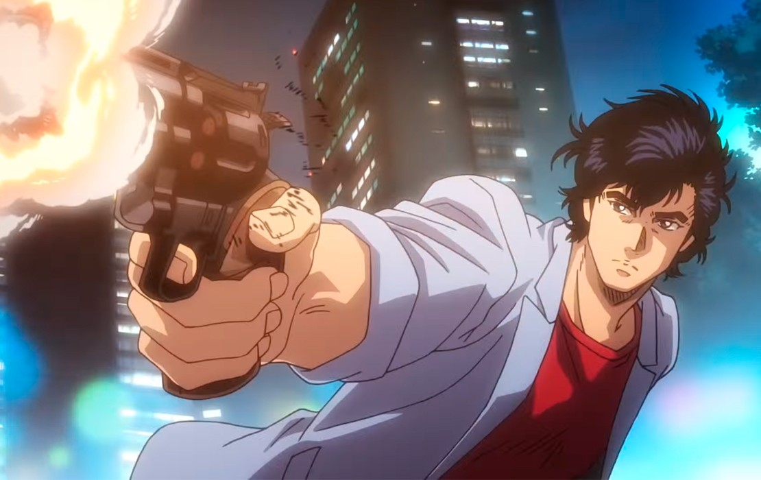 Gekijouban City Hunter: Shinjuku Private Eyes con nuevo trái - Coanime