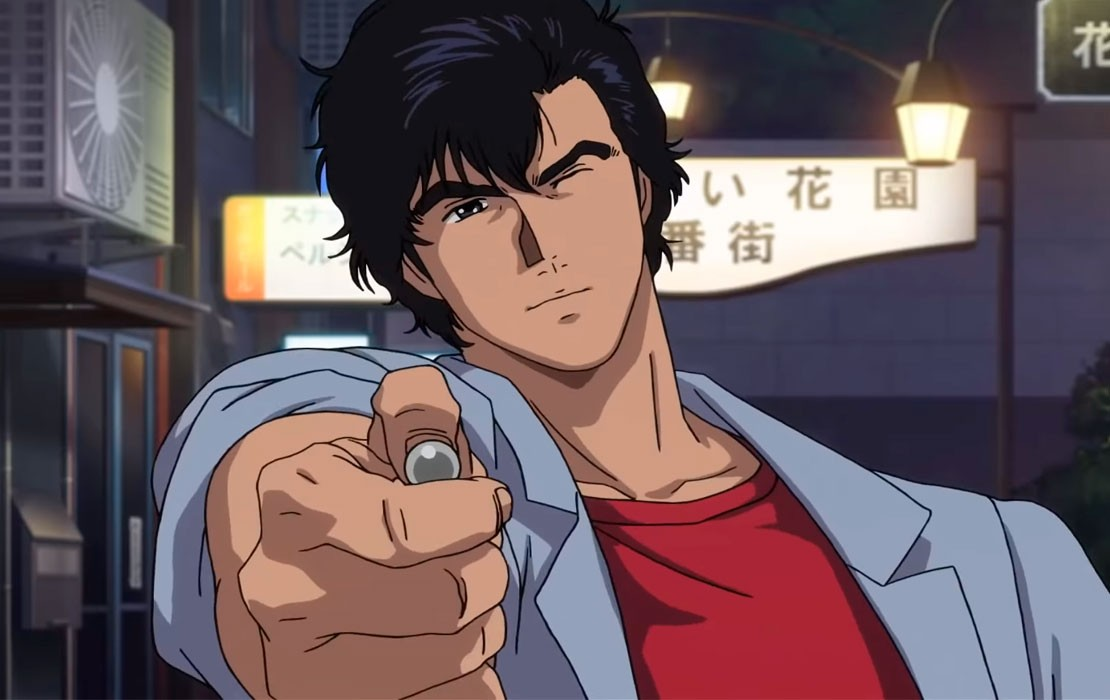 Se publica un nuevo tráiler de Gekijouban City Hunter: Shinjuku Private Eyes - Coanime