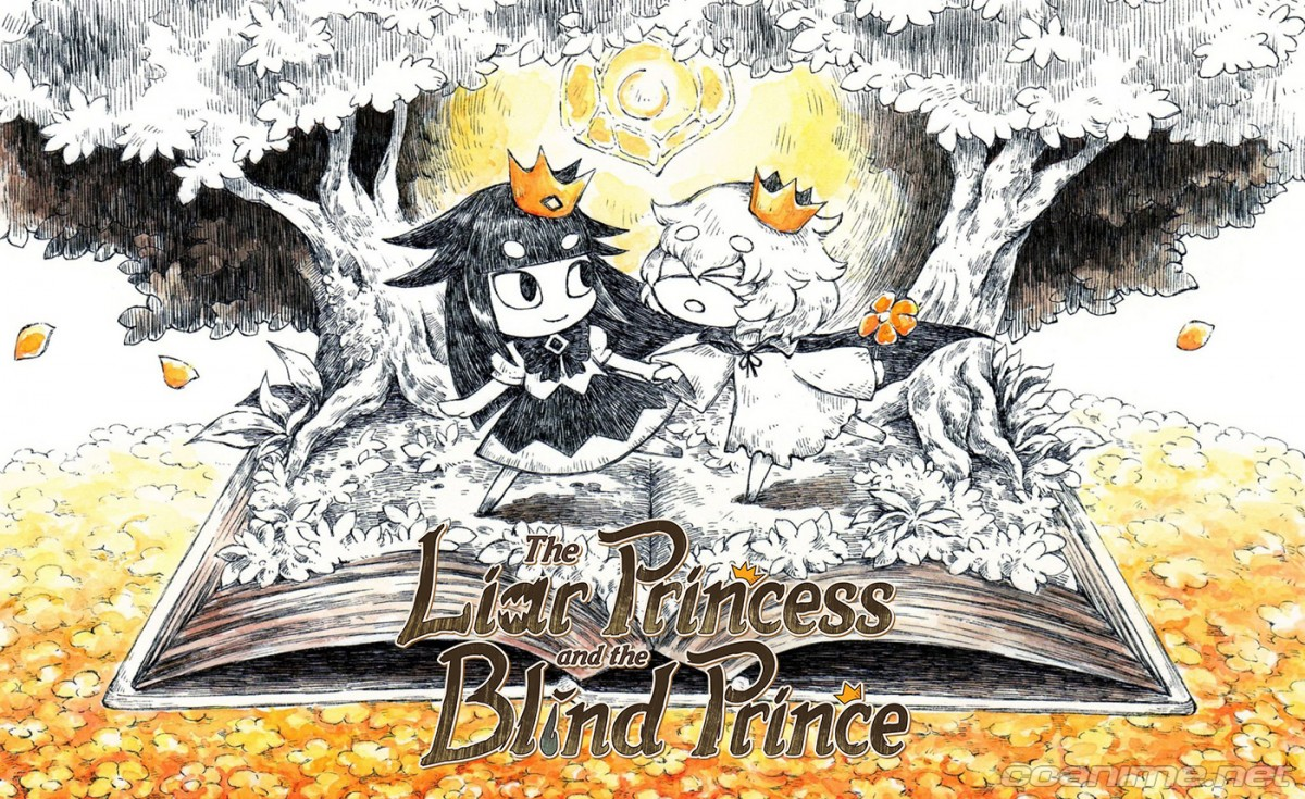Resultado de imagen para The Liar Princess and the Blind Prince