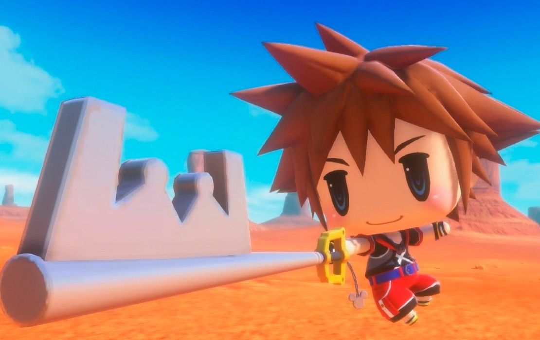 Siguen mostrando el mundo de World of Final Fantasy Maxima  - Coanime