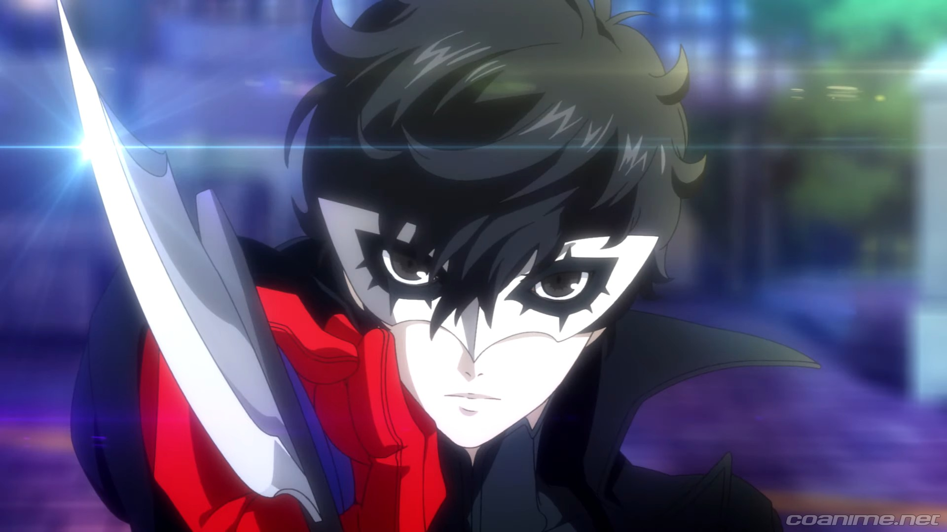 Nuevo Video de Persona 5 Scramble: The Phantom Strikers - Coanime