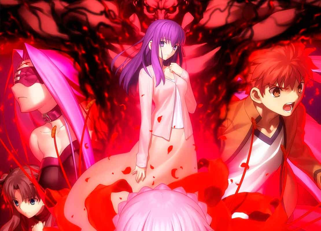 No te pierdas el tráiler con subtítulos en inglés de Fate/stay night: Heaven's Feel II. lost butterfly  - Coanime