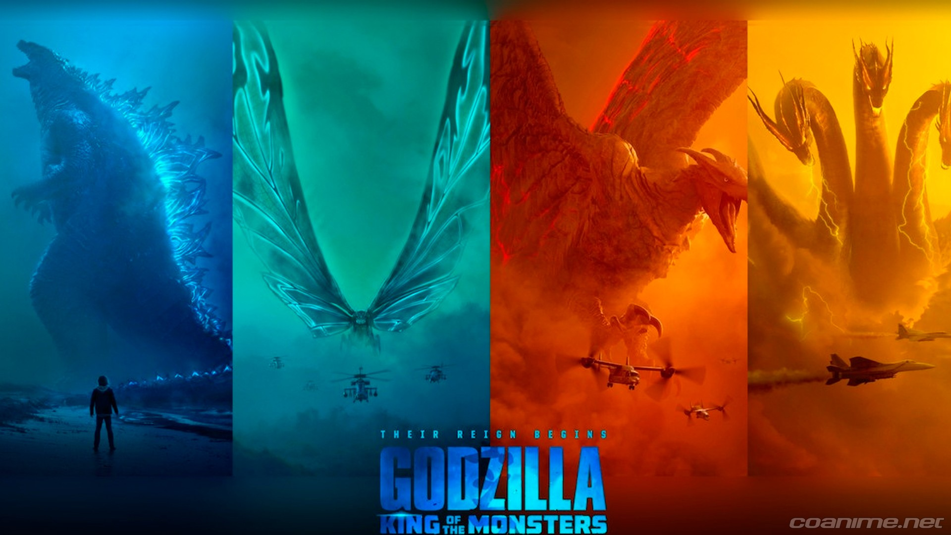 El grupo de rock ALEXANDROS colocará el tema para Godzilla: King of the Monsters - Coanime