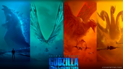 El grupo de rock ALEXANDROS colocará el tema para Godzilla: King of the Monsters - Coanime.net
